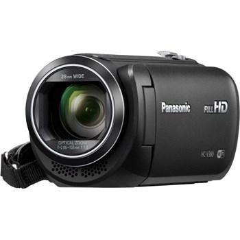 Camera video Panasonic HC-V380EP-K, Full HD, Wi-Fi, Negru