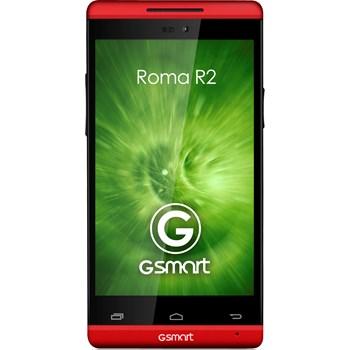 Telefon mobil Gigabyte GSmart Roma R2 DualSIM Android 4.2, Red