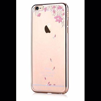 Husa Devia Crystal Vivid iPhone 6 6S Champagne Gold dvvvdiph6cg