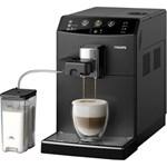 Philips Espressor Automat Hd8829/09, 1850 W, Sistem Automat Easy Cappuccino, Rasnite Ceramice, Boiler Incalzire Rapida, 15 Bar, 1.8 L, Negru