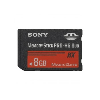 Sony 8GB Memory Stick PRO-HG Duo HX MS-HX8B