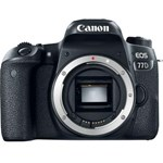 Aparat Foto Canon EOS 77D Body