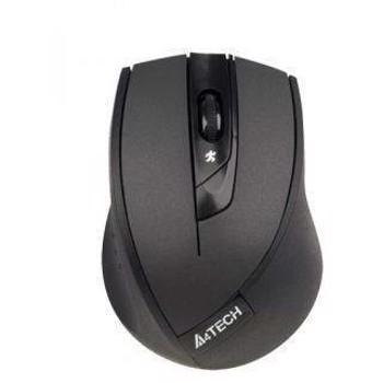 Mouse Wireless A4Tech G7-600NX-1 V-track Padless Black g7-600nx-1