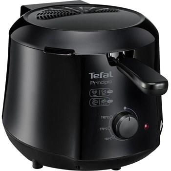 Friteuza Tefal Minicompact FF230831 Principio 1000W 0.6 Kg 1.2L termostat reglabil Negru ff230831