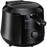 Tefal Friteuza Minicompact Principio FF230831, 1000 W, 0.6 kg, 1.2 l, termostat reglabil, negru