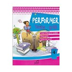 Performer. Teste-grila - Clasa 4 - Romana, Mate, Stiinte - Marinela Chiriac