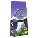 Nisip litiera pisici Vancat Compact Lavanda, bentonita, 5 kg