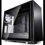 Carcasa Fractal Design Define S2 Black Tempered Glass Light (FD-CA-DEF-S2-BK-TGL)