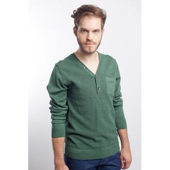 Pulover casual barbati s.Oliver verde