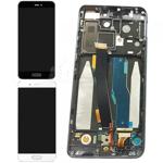 Display Xiaomi mi5 OGS Original cu Cadru Metalic si senzor Amprenta