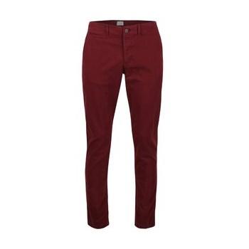 Pantaloni chino visinii Jack & Jones Icody