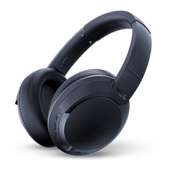 Casti Bluetooth over-ear TCL ELIT400BTBL-EU, HRA , Hi-Res Audio, Midnight Blue