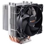 Cooler CPU be quiet! Pure Rock Slim (Negru/Argintiu)