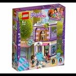 LEGO Friends, Atelierul de arta al Emmei 41365