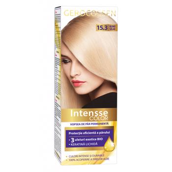 Vopsea de par permanenta Intensse Color 15.3 Blond Solar - 50 ml