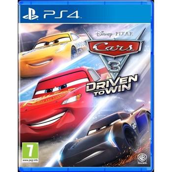 Joc Cars 3 Driven To Win pentru PlayStation 4