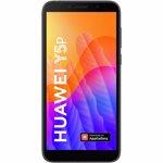 Telefon mobil Huawei Y5P 32GB 2GB RAM Dual Sim 4G Midnight Black