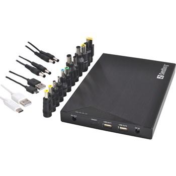 Baterie Sandberg 20000 mAh pentru Laptop, negru