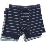 Kenneth Cole Reaction Boxer Brief Culoarea Blue Stripe/Light Heather Grey/Medieval Blue Stripe