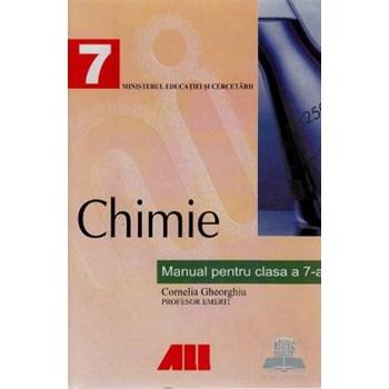 Chimie - Clasa 7 - Manual - Cornelia Gheorghiu