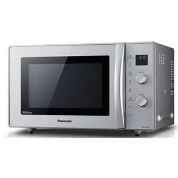 Cuptor cu microunde Panasonic NN-CD575MEPG, 27 l, 1000 W, Grill, Digital, Inverter, Argintiu