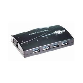 Hub USB Gembird UHB-C345 4 porturi USB3.0
