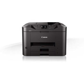 Multifunctionala Canon MAXIFY MB2350, inkjet, color, format A4, fax, retea, Wi-Fi, duplex