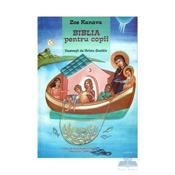 Biblia pentru copii - Zoe Kanava