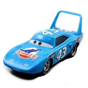 Masinuta Cars 2 The King Dinoco