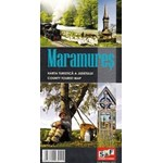 Harta Turistica a Judetului Maramures