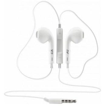 Casti in-ear cu microfon SBox IEP-204W Alb cpc00499