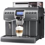 Automat cafea Saeco Aulika Focus, 15 bari, Antracit