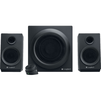 Logitech Boxe 2.1 Multimedia Speakers Z333, 40W RMS, NegrU