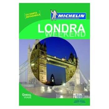 Michelin Londra weekend - Ghidul verde