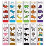 Puzzle educativ Colour Match, Orchard Toys