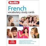 Berlitz Language: French Study Cards (Berlitz Vocabulary Study Cards)