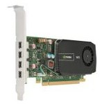 Placa Video profesionala HP NVS 510, 2GB, 4 x mini DisplayPort