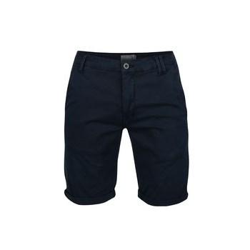 Pantaloni scurti chino Shine Original Kurtis albastru inchis