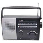 Radio portabil MYRIA MY2603, AM/FM, negru-gri