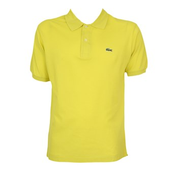 Tricou polo Lacoste Echo Yellow