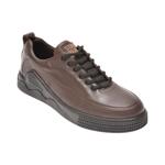 Pantofi OTTER maro, 66701, din piele naturala