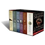 Game of Thrones: The Story Continues. 6 Volumes Boxed Set : A Song of Ice and Fire (A Song of Ice & Fire)