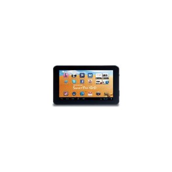 Tableta Mediacom SmartPad 7.0 Go, 7 inch MultiTouch, Cortex A9 1GHz, 512MB RAM, 4GB flash, Wi-Fi, Android 4.1