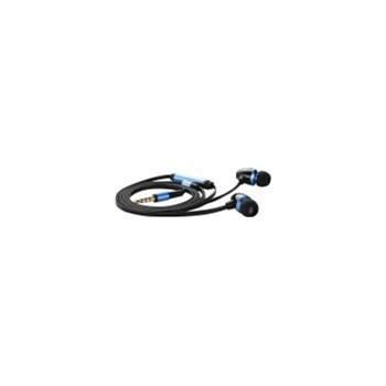 Casti cu Microfon Prestigio PEP3 (Negru/Albastru)