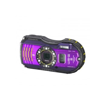 PENTAX Optio WG-3 GPS - purple