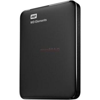 "HDD extern WD Elements Portable, 1TB, 2.5"", USB3.0, negru"