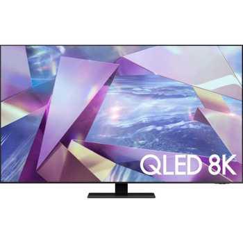 Televizor Smart QLED, Samsung 65Q700T, 163 cm, Ultra HD 8K
