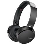 Casti Bluetooth Sony MDR-X650BT Black MDRXB650BTB.CE7