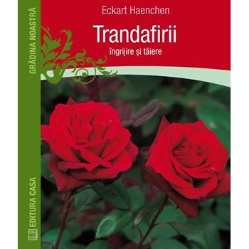 Trandafirii: Ingrijire si taiere - Eckart Haenchen