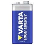 Baterii Varta PP3 4922121411 Alkaline, 9V